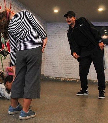 Hiphop classes for kids, available for a