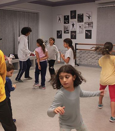 Kids HipHop classes for beginners, every
