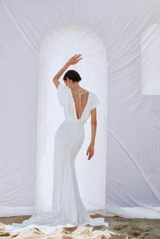 The Aurora Gown