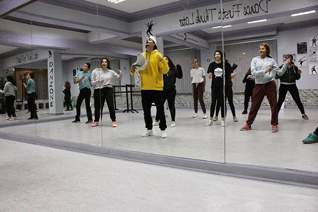 Hiphop Classes with _ziadalymounib #danz