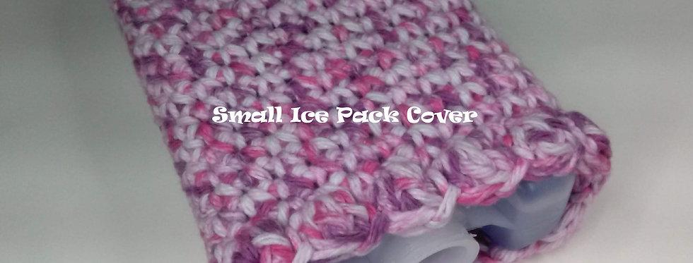 PDF DIGITAL PATTERN: Small Ice Pack Cover, Crochet Ice Pak Cozy Pattern, Ice Pac