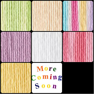Cotton Yarn - Scents