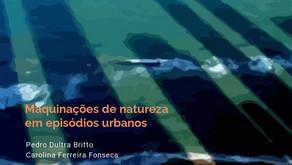 Maquinações de natureza em episódios urbanos