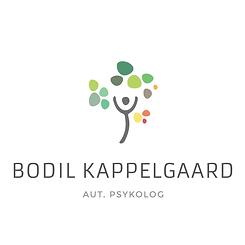 Psykolog Bodil Kappelgaard - Logo