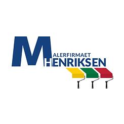 Malerfirmaet Henriksen Logo