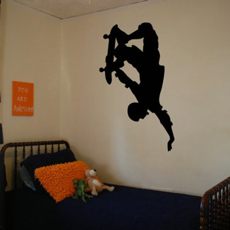 SKATEBOARDER Wall Decal