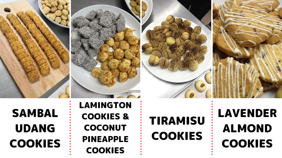 CHINESE NEW YEAR COOKIES BAKING CLASS (1