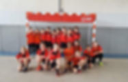 Gardanne Hanball, équipe U11