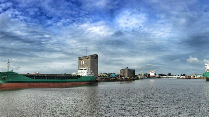 Arklow Army @ Limerick Dock