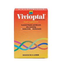 Vivioptal Food Supplement X 90 Capsules - Multi-Vitamin And Mineral