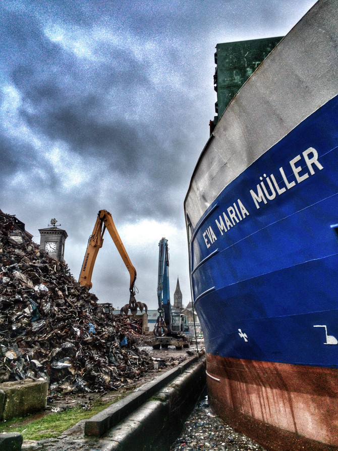 Mullock & Sons charter another successful voyage