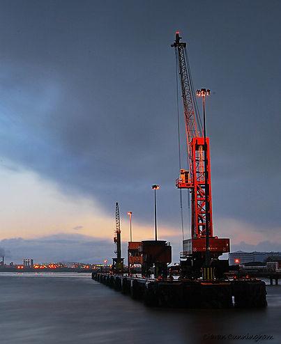 foynes port crane