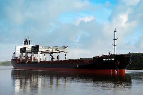 ship berting in foynes agents