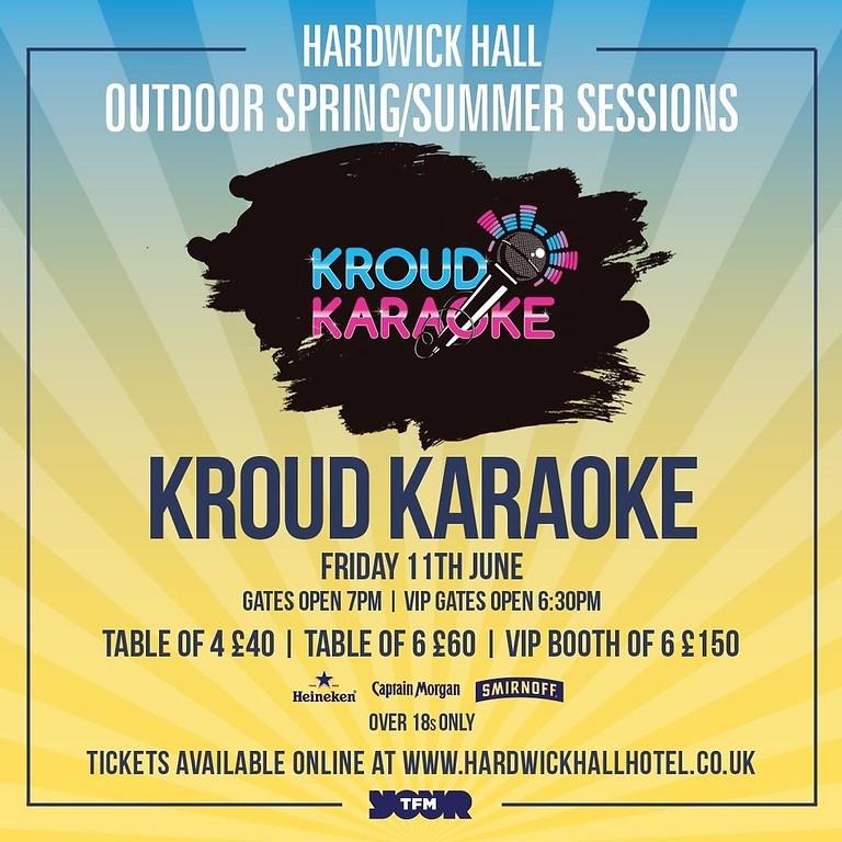 Kroud Karaoke Night