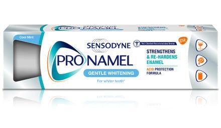 Sensodyne Pronamel Gentle Whitening