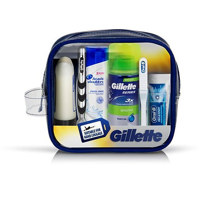 Gillette  Set With Mach 3 Razor
