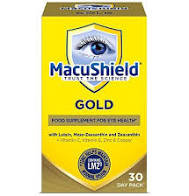 Macushield Gold 30 day pack 90 Capsules