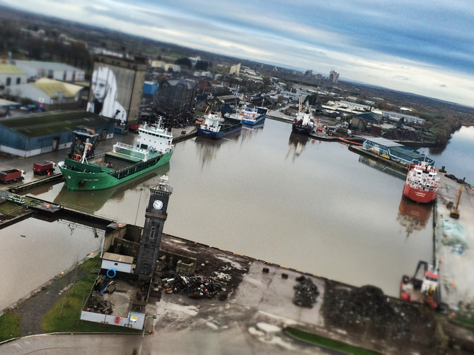 Mullock & Sons continue to pack out limerick dock