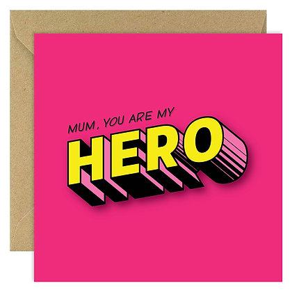 Card -  HERO MUM