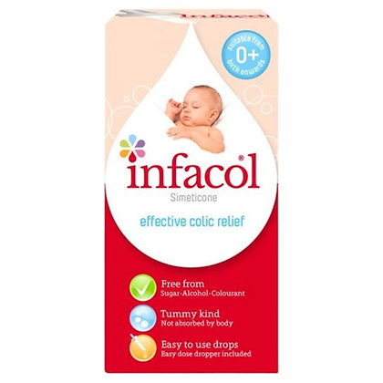 Infacol Baby Colic Relief Drops 85ml