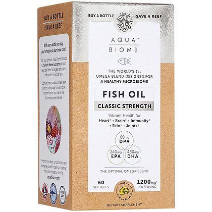 Aqua Biome Fish Oil Classic