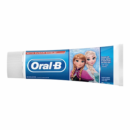 Oral-B Kids 3+ Cars or Frozen Toothpaste