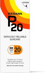 Riemann P20 SPF 20  Lotion 100ml