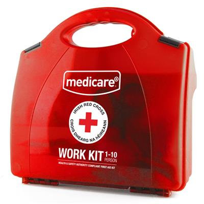 FIRST AID WORKPLACE HSA 1-10 PERSON KIT