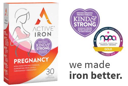 Active Active Iron Pregnancy