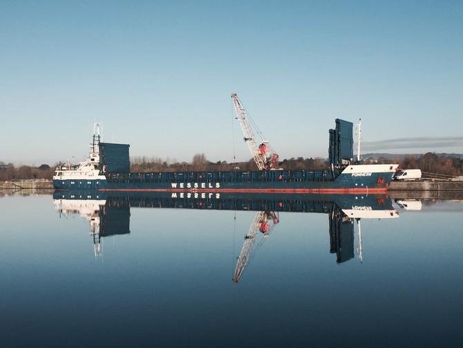 MV Pommern - Steel @ Limerick