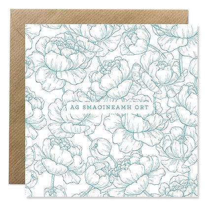 Card -  AG SMAOINEAMH ORT