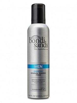 EVERYDAY GRADUAL TANNING FOAM FOR MEN - 225ML
