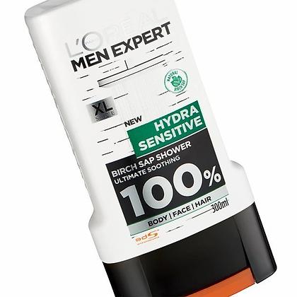 L'oreal Men Expert Shower Hydrating Sensitive 300ml