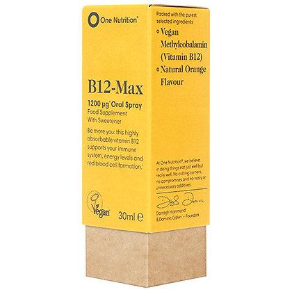 One Nutrition B12 Max