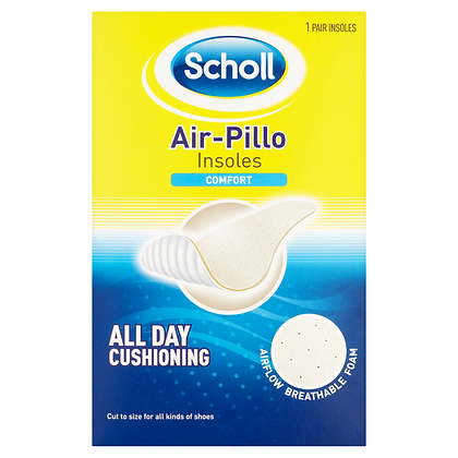 Scholl Air-Pillo Comfort Insoles