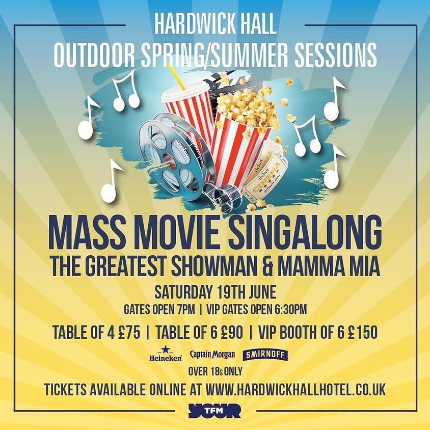Mass Movie Singalong -  The Greatest Showman & Mamma Mia
