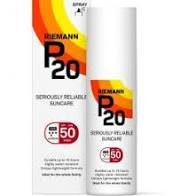 Riemann P20 Seriously Reliable Suncare SPF50 100ml