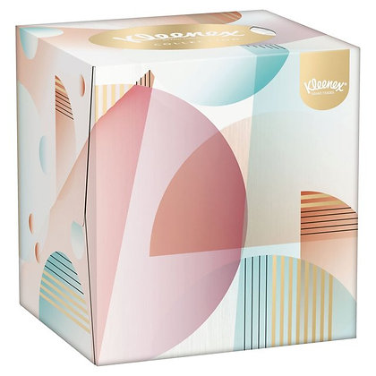 Kleenex Collection Cube 56 Tissues (56 Sheets)