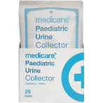 Medicare Paediatric Urine Collector