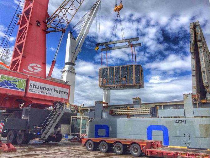 Wladyslaw Orkan - Deugro cargo to Singapore