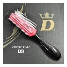 Denman D3 Traditional Styling Brush 7-Row