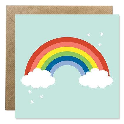 Card -  RAINBOW