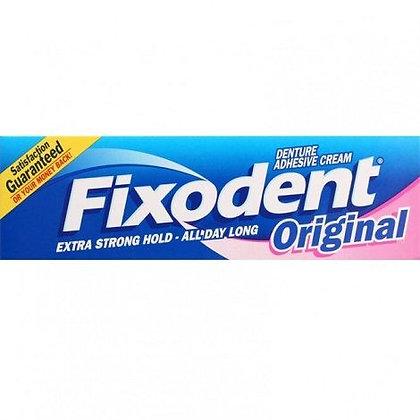 Fixodent Denture Adhesive Cream Original 40ml