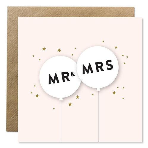 Card -  MR & MRS