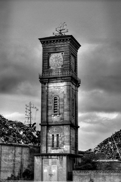 Ted Russal Dock Limerikc clock tower