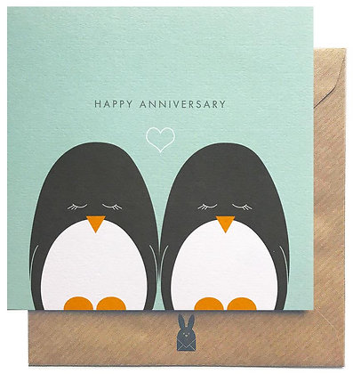 Card - PENGUIN ANNIVERSARY