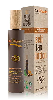 The TanOrganic Self-tanning Lotion