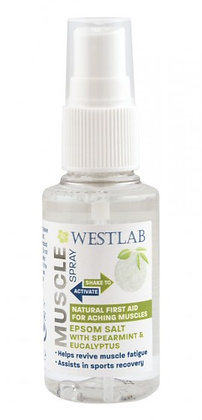 Westlab Magnesium Muscle Spray 50ml