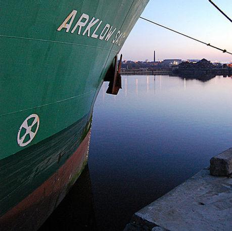 arklow sand limerick dock