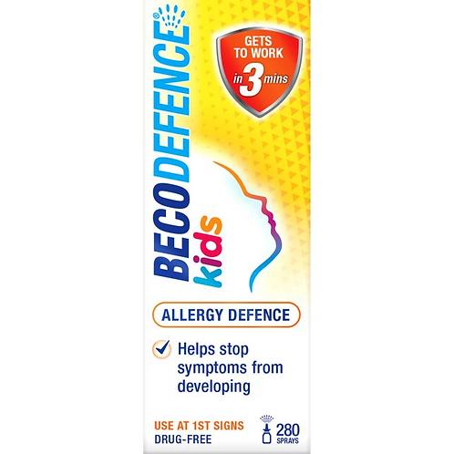 Becodefence Kids Allergy Defence 280 Sprays